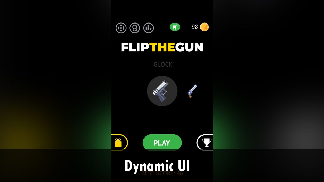 Flip The Gun - Unity Project Screenshot 9