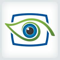 Vision - Eye Care Logo