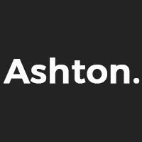 Ashton - One Page Portfolio template