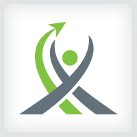People Arrow Logo
