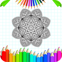 Color Book - Mandala App Template