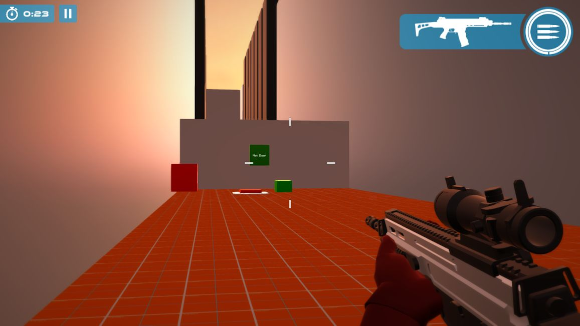 Multiplayer Cross Platform FPS Unity Screenshot 1