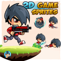 2D Game Character Sprites 17