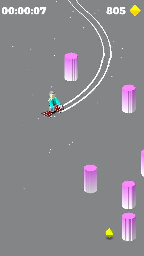 Snowy Skate - Unity Template Screenshot 5