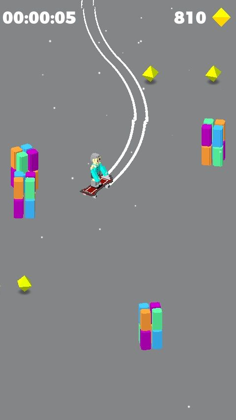 Snowy Skate - Unity Template Screenshot 10