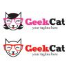 geek-cat-male-and-female-logo