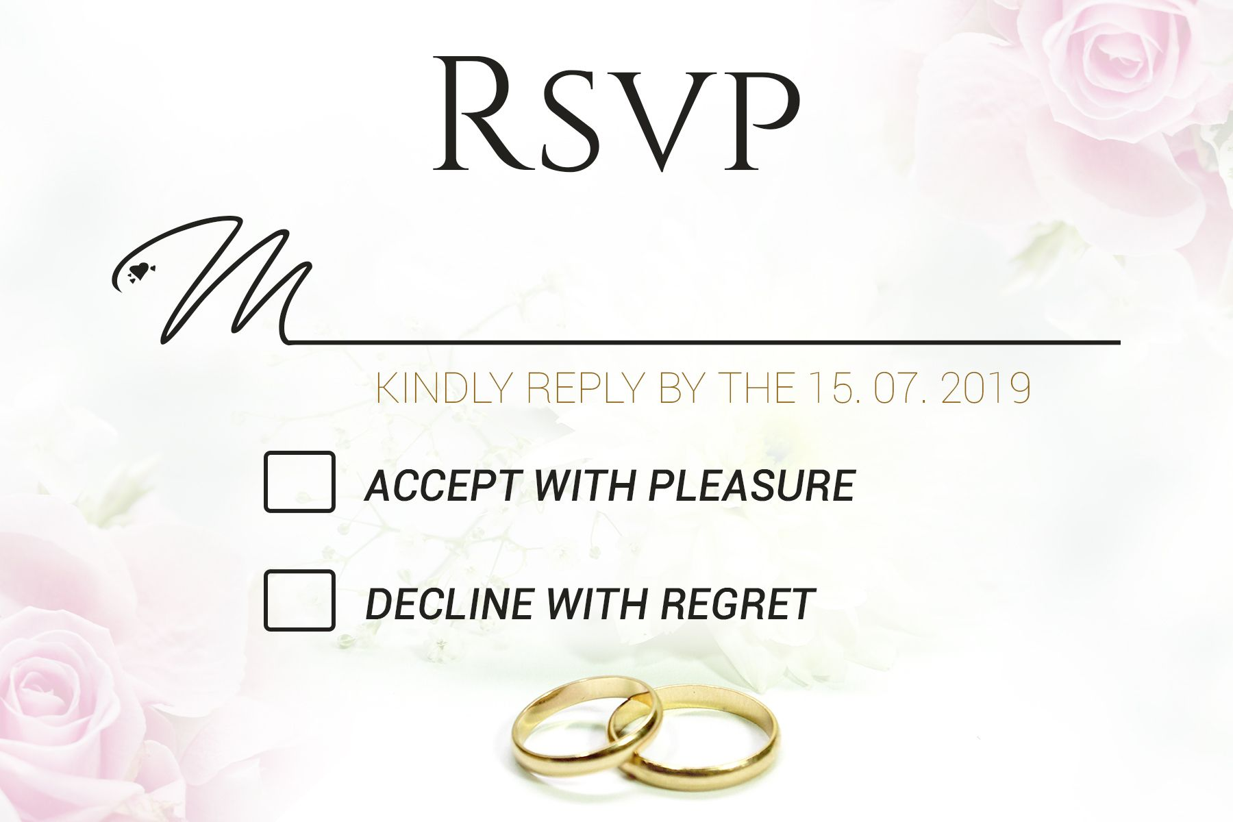 Wedding Invitation LOVE SUITE Screenshot 5