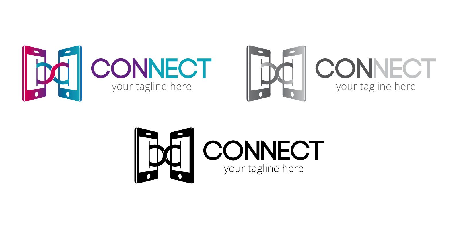 Connect Logo Screenshot 3