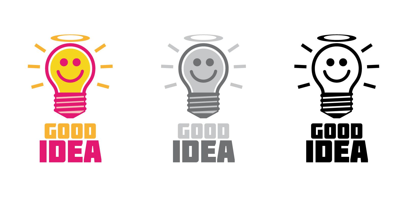 Good Idea Logo Screenshot 2