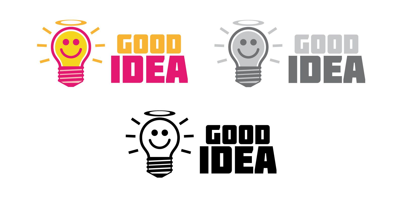 Good Idea Logo Screenshot 3