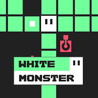 White Monster - Buildbox Template
