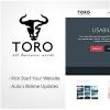 Toro - Wordpress Business Portfolio Theme