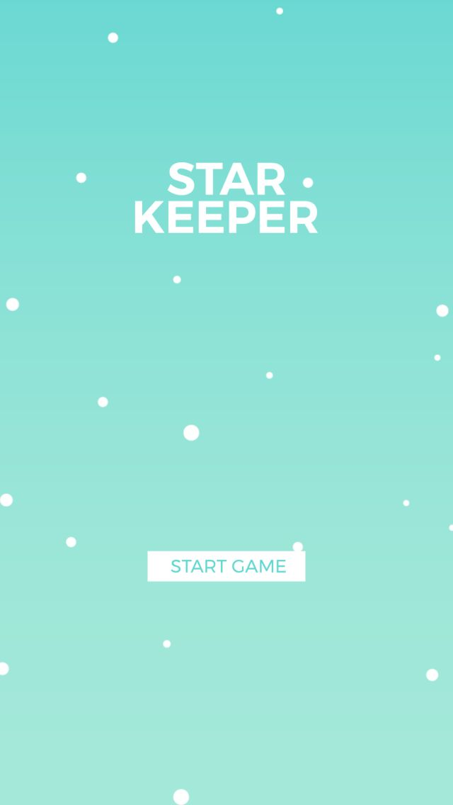 Star Keeper - Buildbox Template Screenshot 1