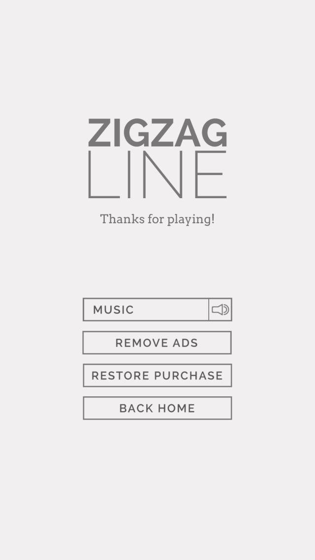 zigzag line buildbox template arcade game templates for buildbox