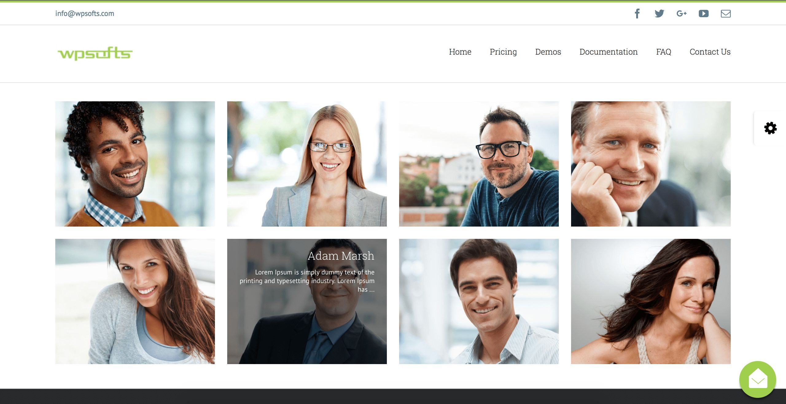 GridKit Portfolio Gallery WordPress Plugin Screenshot 5