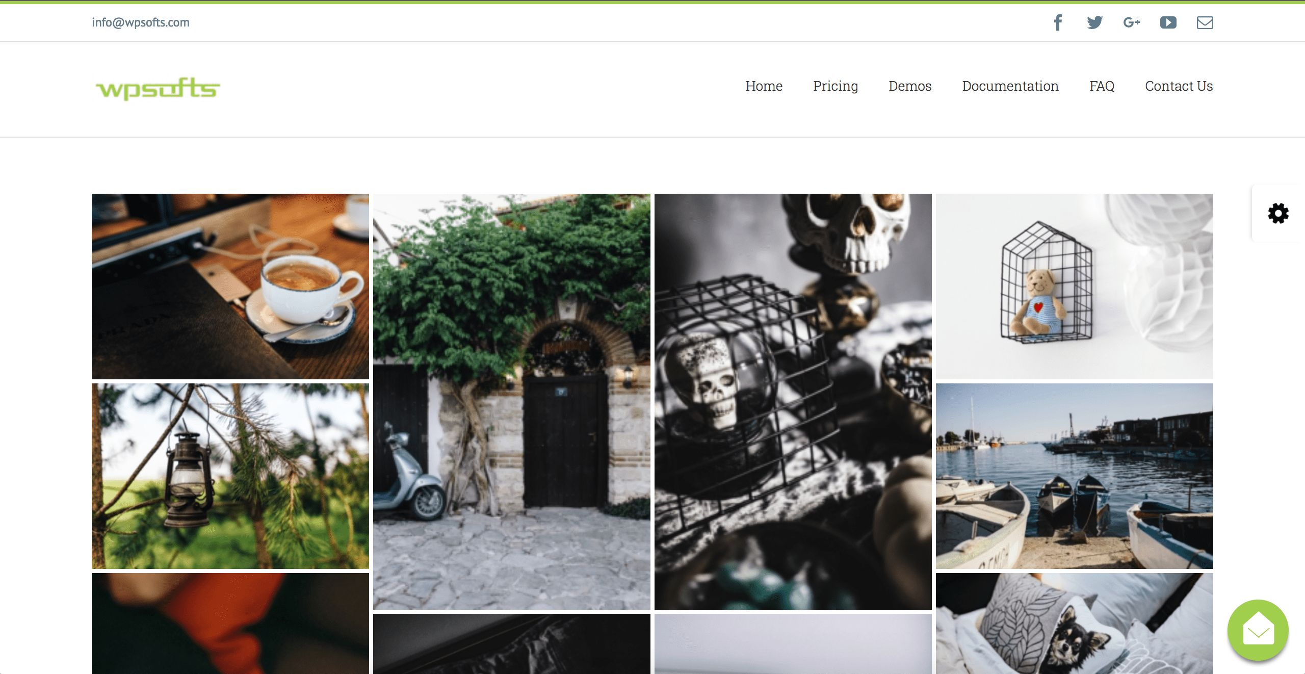 GridKit Portfolio Gallery WordPress Plugin Screenshot 7