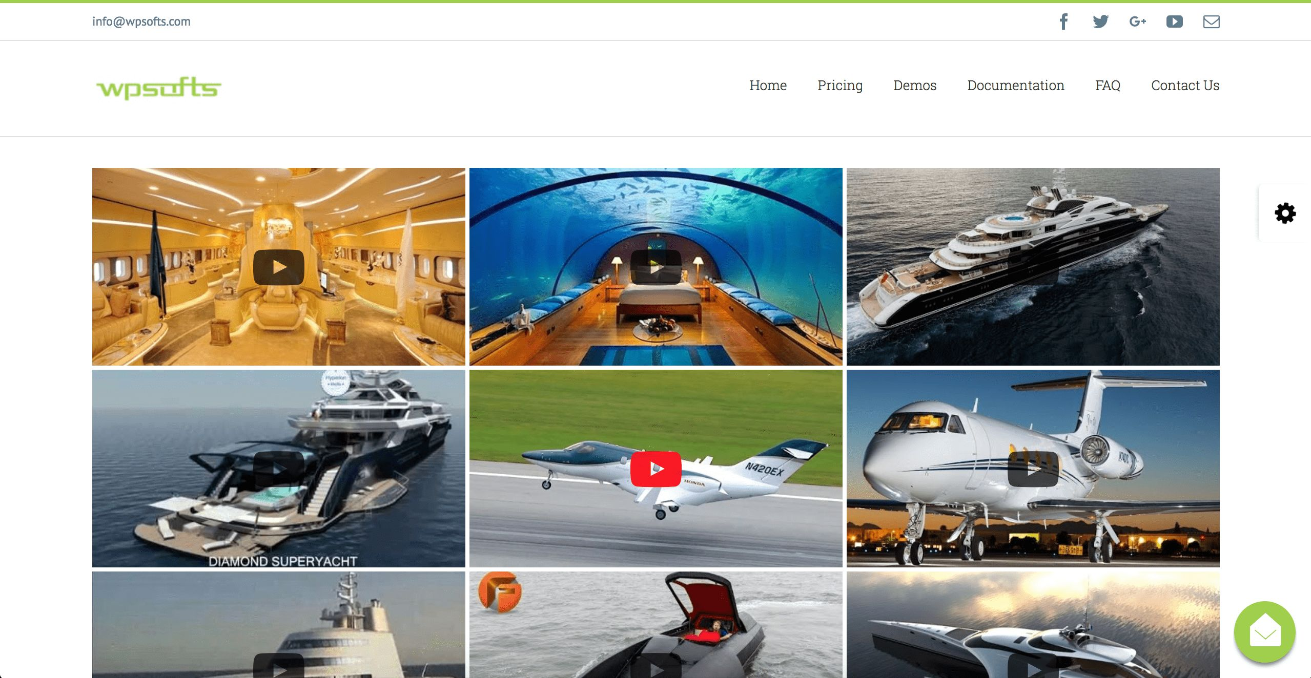 GridKit Portfolio Gallery WordPress Plugin Screenshot 9