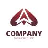 rocket-letter-a-logo