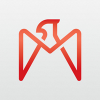 m-letter-eagle-logo