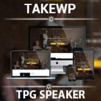 TPG Speaker - Conference WordPress Theme