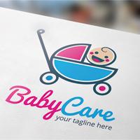 Baby Care Logo