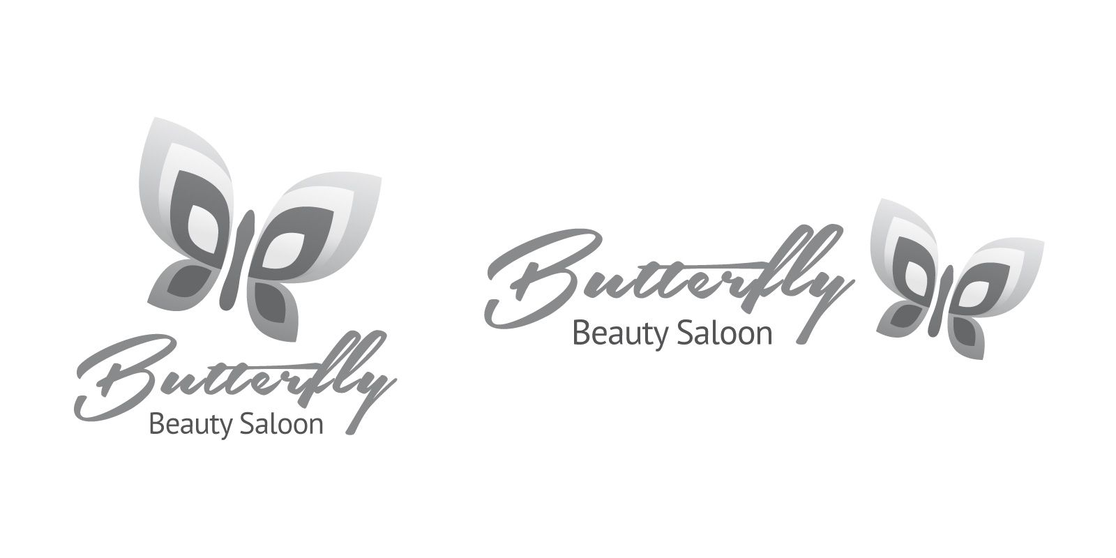Butterfly Logo Template Screenshot 2