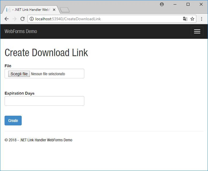 .NET Link Handler Screenshot 15