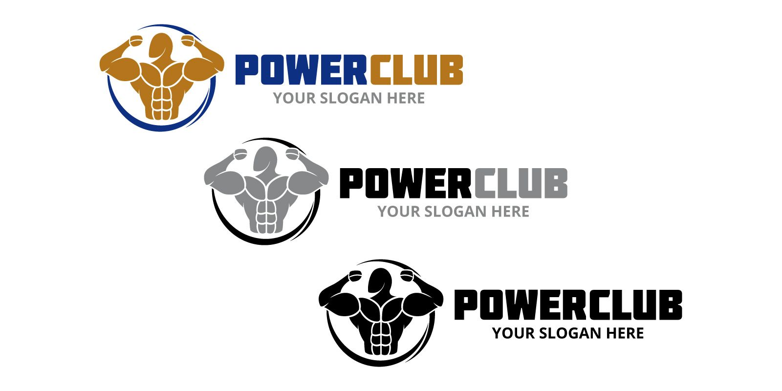 Power Club Logo Screenshot 1