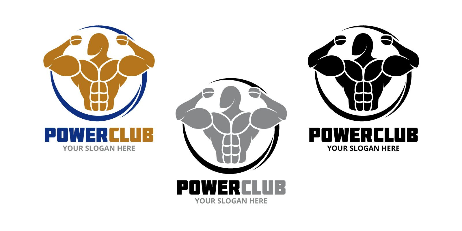Power Club Logo Screenshot 2