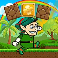 Leprechaun Island - Full Buildbox Game Template