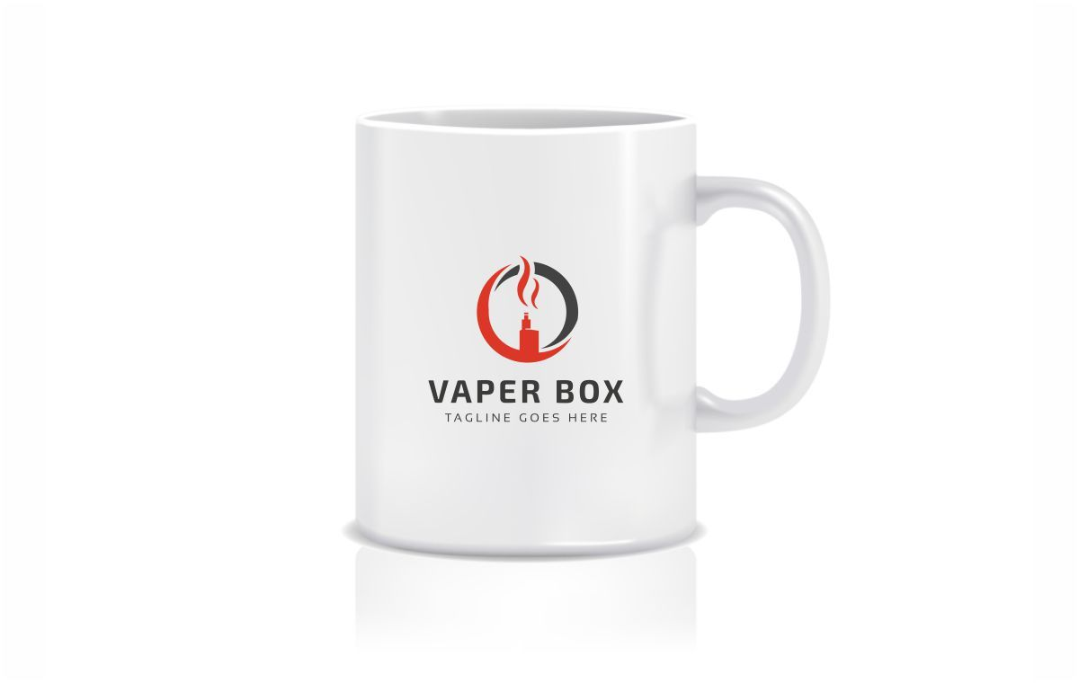 Vaper Box Logo Screenshot 1