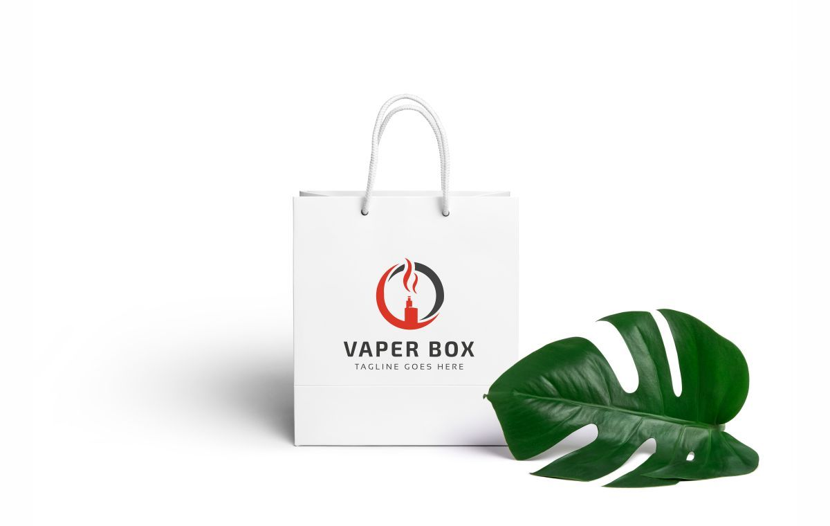 Vaper Box Logo Screenshot 2