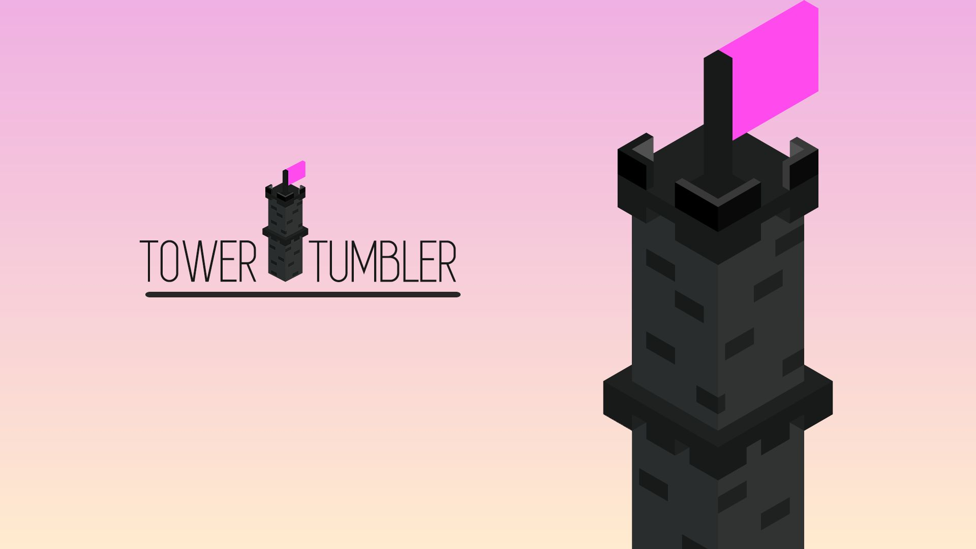 Tower Tumbler Buildbox Template Screenshot 1