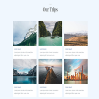 Reserve A Trip HTML Template