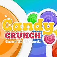 Candy Crunch UI