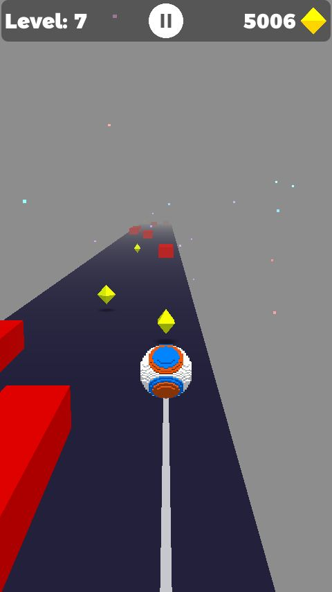 Speed Ball - Unity Game Template Screenshot 3