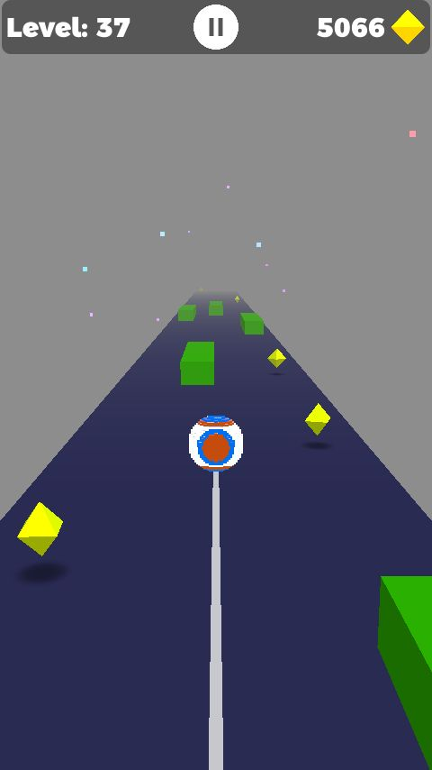 Speed Ball - Unity Game Template Screenshot 9