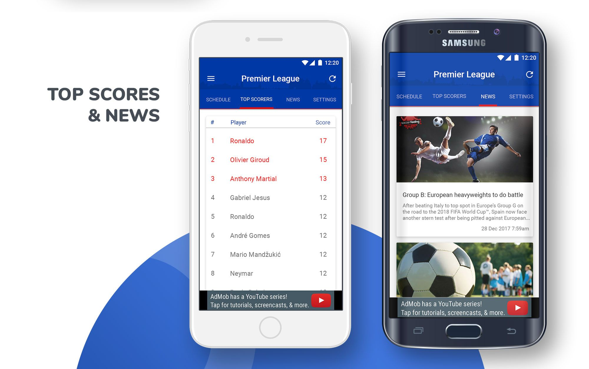 Live Score Football App Season 2018-19 For Android Screenshot 7