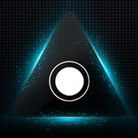 Triangle Escape Buildbox Template