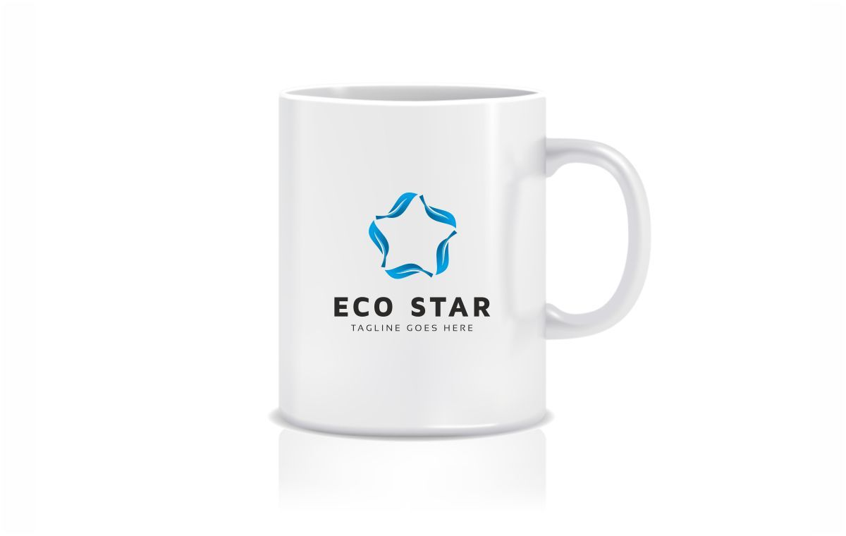 Eco Star  Logo Screenshot 1