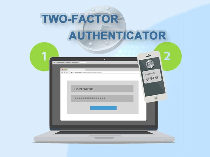 Two-Factor Authenticator Extension for Magento Screenshot 1
