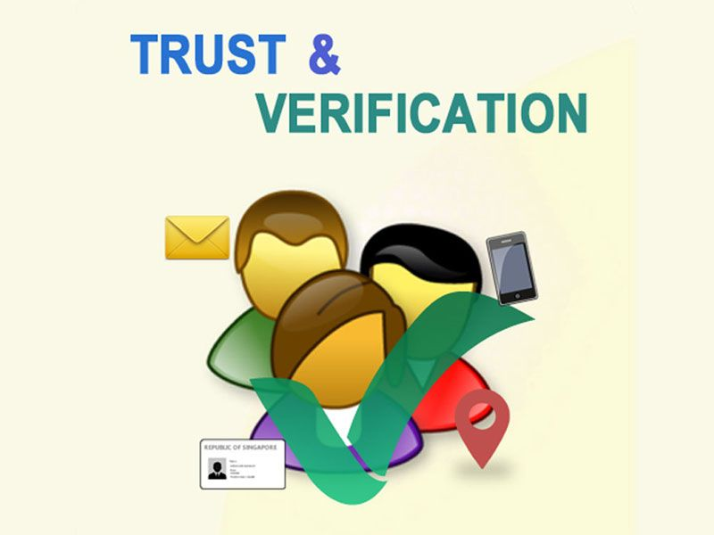 Trust And Verification Extension for Magento Screenshot 1