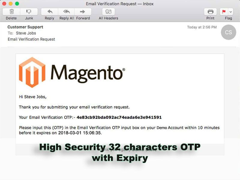 Trust And Verification Extension for Magento Screenshot 5