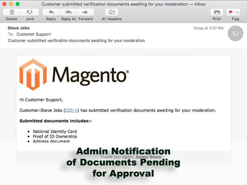 Trust And Verification Extension for Magento Screenshot 7
