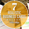 7-realistic-business-cards-mockups