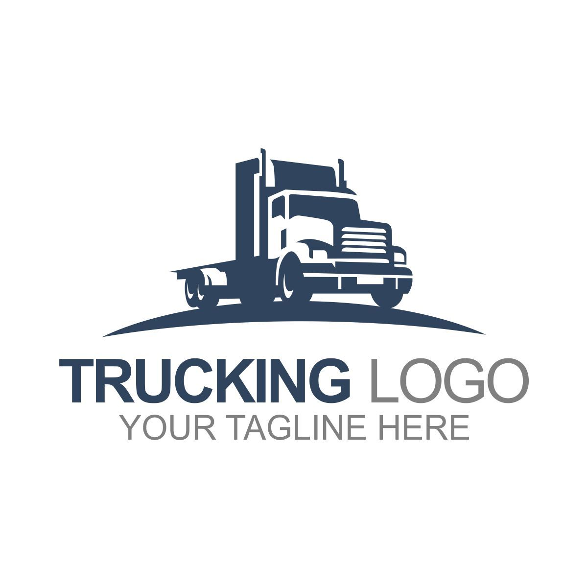 Trucking Logo Screenshot 1
