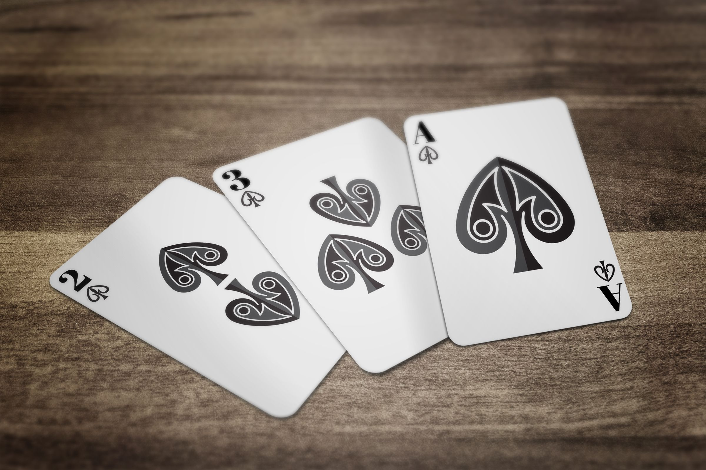 5 Poker Card Mockups Screenshot 1
