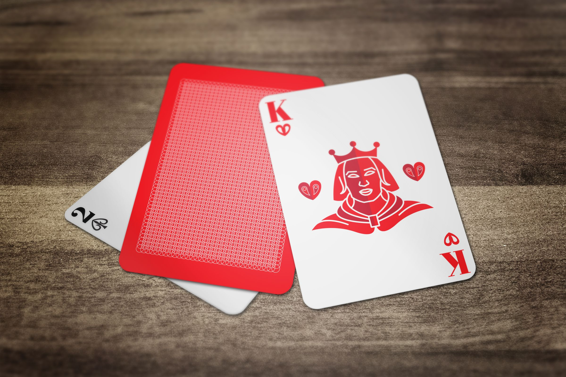 5 Poker Card Mockups Screenshot 2