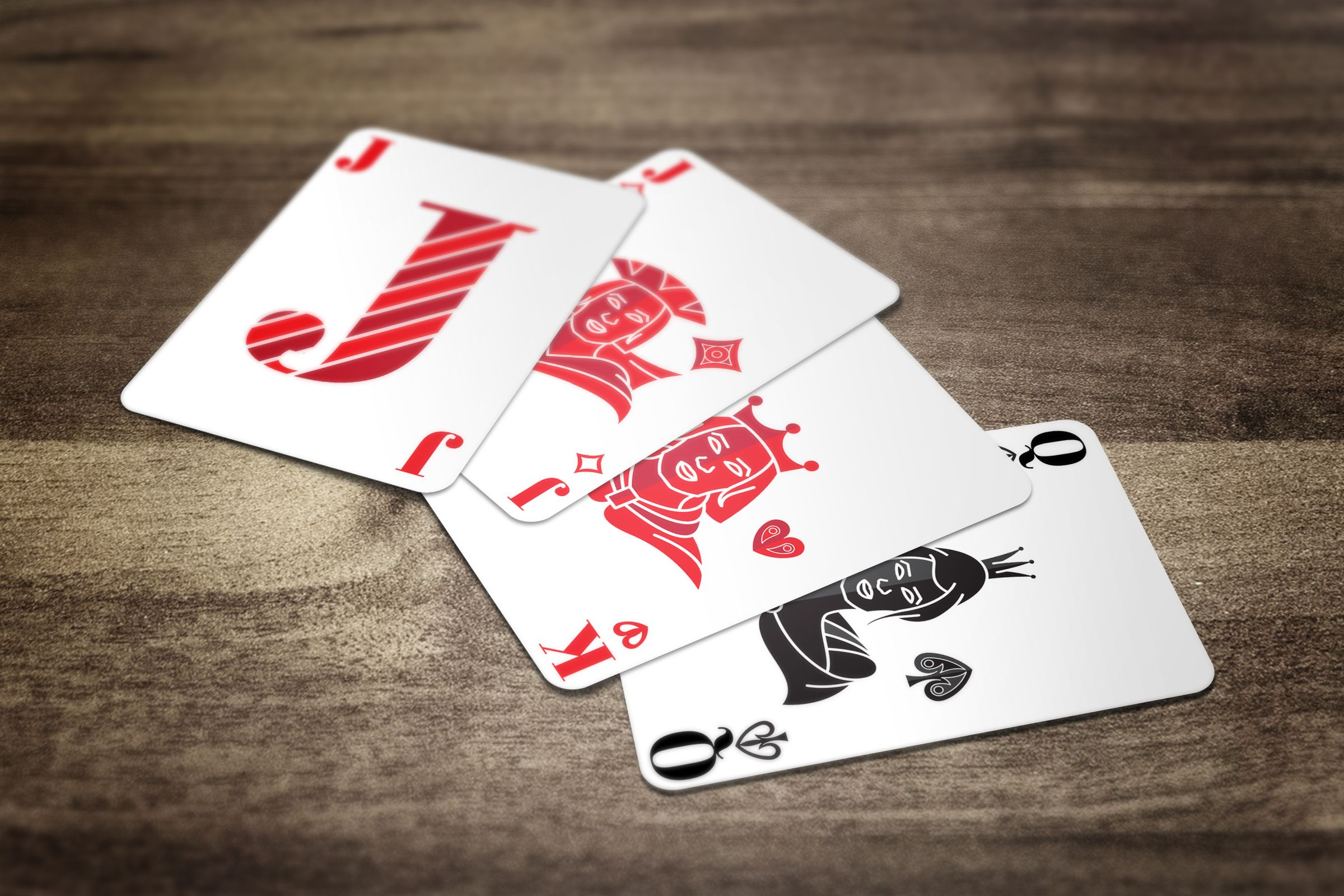 5 Poker Card Mockups Screenshot 5