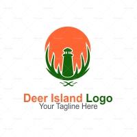 Deer Island Logo
